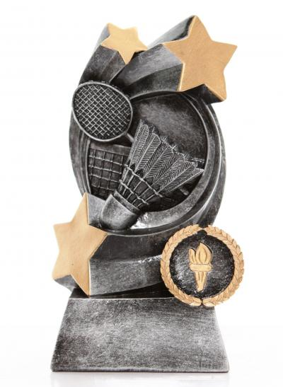 Badminton Trophy