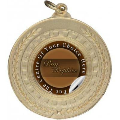 Full Circle Wreath Medal