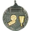 Silver Soccer Medal