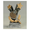 Silver Tennis Trophy