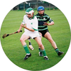 Hurling Medal Sticker