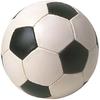 Soccer ball medal sticker