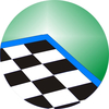 Chess Medal Centre Sticker