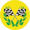 Check Flag Medal