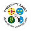 Community Games Medal