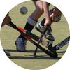 Hockey Medal Sticker