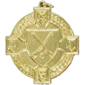 Gold Hurling Medal