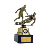 Soccer Tackle Trophy