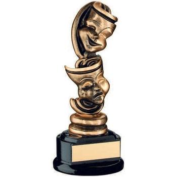 Drama resin trophy