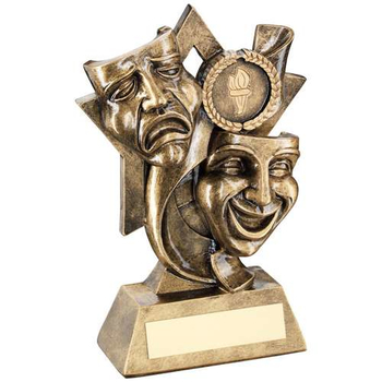 Drama Mask Trophy