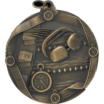 Antique Swimming medal