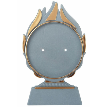 Blaze Disc Holder Plaque