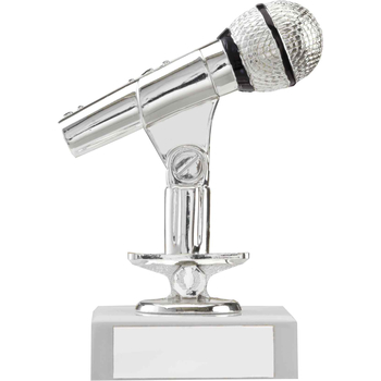 Microphone Trophy