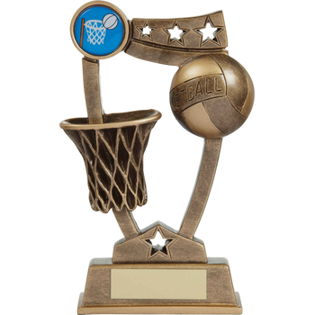 Gold Netball Star Award