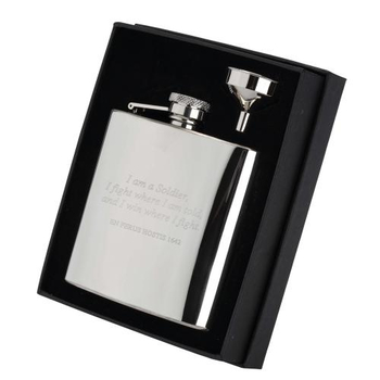 60z Stainless Steel Hip Flask