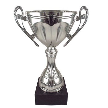 Chrome Trophy Cup